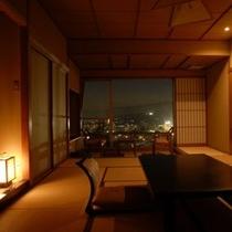 ◇【12畳DX和室】夜景