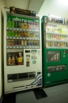 自動販売機-vending machine of the drink