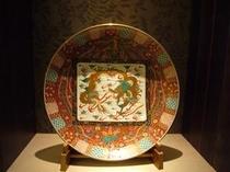 ロビーにある有田焼 - Arita ware [porcelain].
