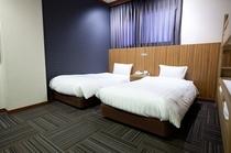 ツインルーム-twin room