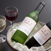 萩高山オリジナルハーフワイン
