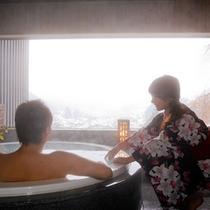 【貸切風呂】イメージ