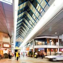 *宮崎市の中心地『一番街アーケード』まで歩いてすぐ!!