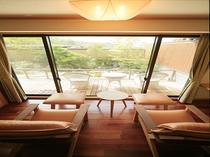 風の棟1階【露天風呂付き】特別和洋室