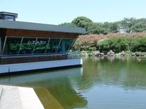 品川水族館レストラン②