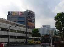 JR大森駅近辺