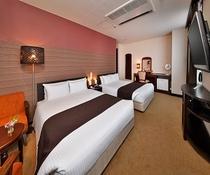 スーペリアツインルーム(Bed140×195cm×2台)