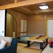 朝凪の棟 最上階特別室