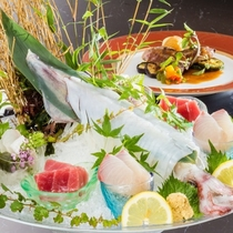 料理イメージ|季節に合わせた特別なお料理をご用意いたします