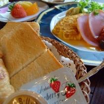 【ご朝食】洋食