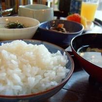 【ご朝食】和食