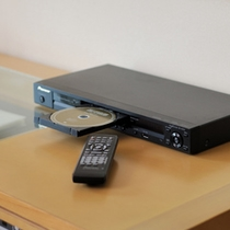 DVDプレイヤー(貸出)