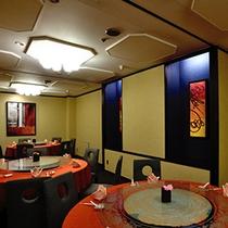 地下1階 中国料理「白楽天」
