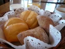そば粉のパンと天然酵母パン