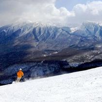 *【スキー場】