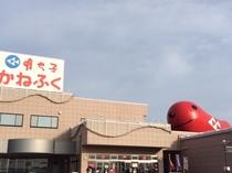 めんたいパーク大洗(茨城県大洗町)