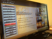 客室テレビ(32インチ)