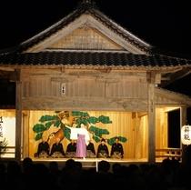 【イベント】伝統芸能 薪能(たきぎのう)