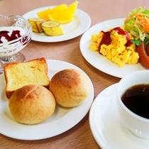 【朝食】女性に人気 洋食イメージ