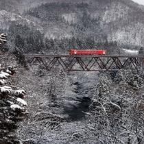 秋田内陸縦貫鉄道橋