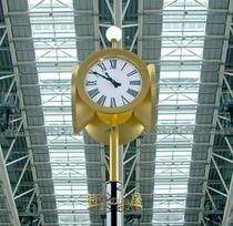 大阪ステーションシティ 金時計