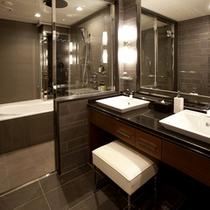 【客室】27階グランヴィアフロア コンフォートツインバスルーム