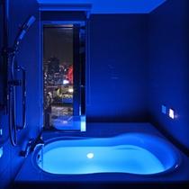 【客室】27階グランヴィアフロア コンフォートツイン(水中照明)
