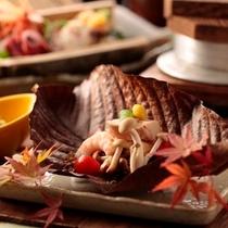 秋のお食事(一例)
