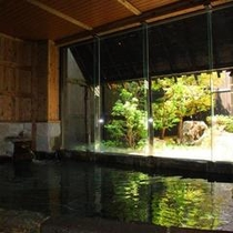 壱の湯(大浴場内風呂)