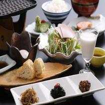 朝から元気が出る『健康朝食』