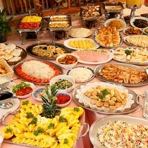 ◆約30品以上の和洋朝食バイキング(イメージ)