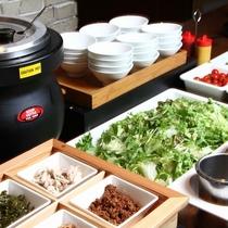 ご朝食 レストラン桜山 バイキングビュッフェ