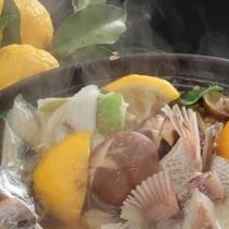 柚子鍋(イメージ)