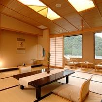 数寄屋造りの和室10畳のお部屋