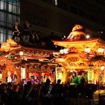 ★浜松祭り 御殿屋台