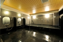 女性浴室(なかめの湯)