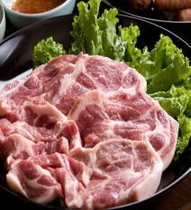 ■豚ステーキコース