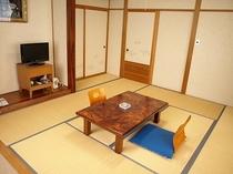 お部屋例(和室8畳)
