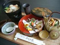 秋のお料理(一例)