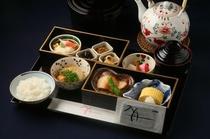京料理入舟 和朝食
