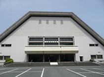 三重県営体育館