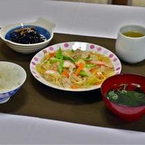 長崎ちゃんぽん定食