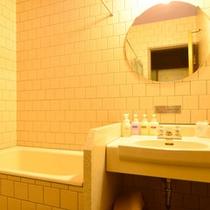 新館12畳のお部屋は温泉付き!