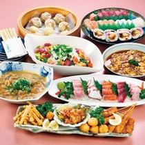 *皿盛り料理(2011秋〜冬)