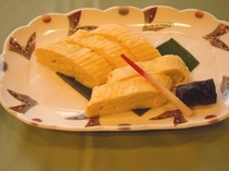 出し巻きイメージ写真(別注料理)