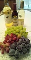 山梨県産ぶどう ワイン