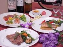 房総イタリアンフルコースディナー