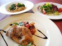イタリアンカジュアルディナー(魚料理なし)