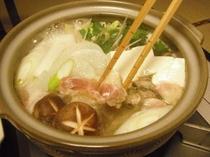 駿河軍鶏鍋