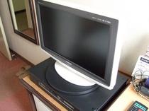20インチ薄型テレビ